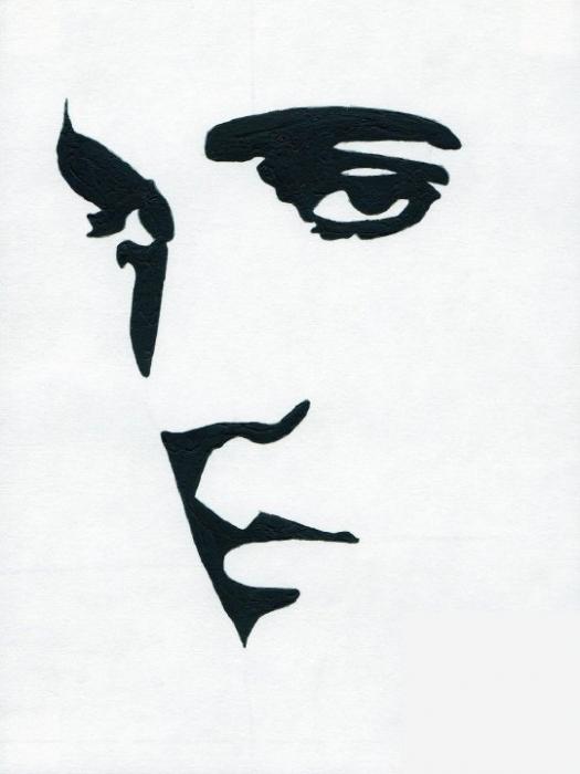 Elvis Presley by isherwood66